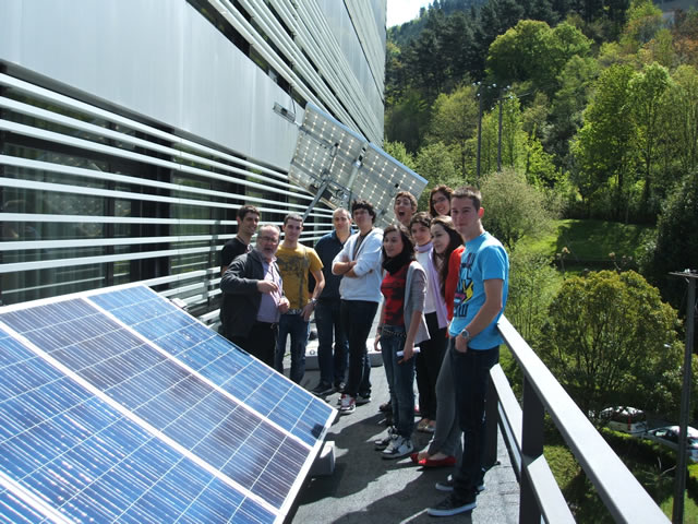 Laboratorio De Energ 237 A Solar Fotovoltaica